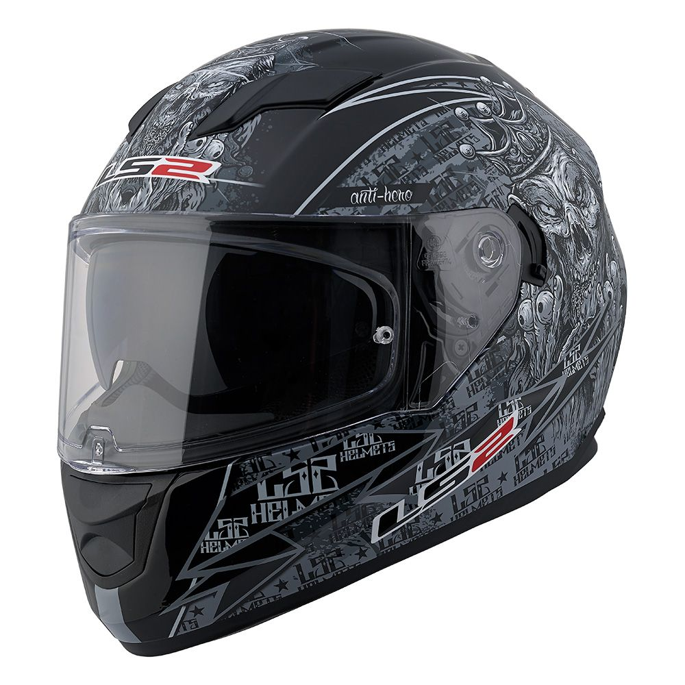 New Brand Spotlight: LS2 Helmets