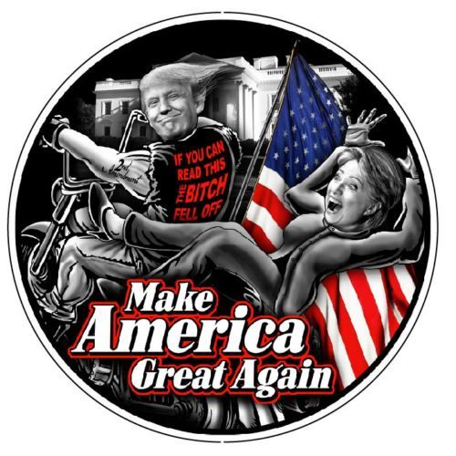 Bikers for Trump T-Shirts